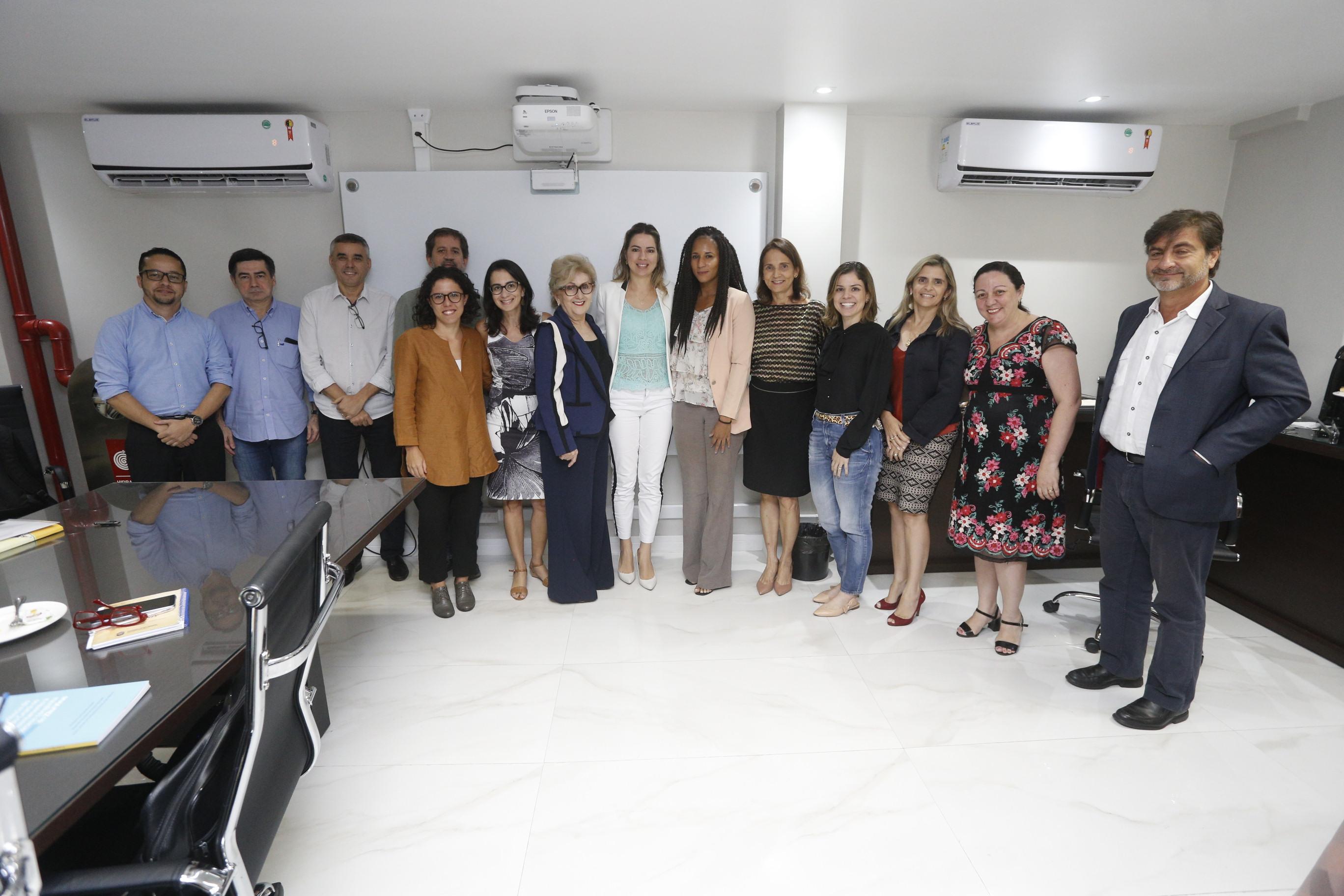 Programas e projetos na área da infância no Ceará são apresentados para fundações