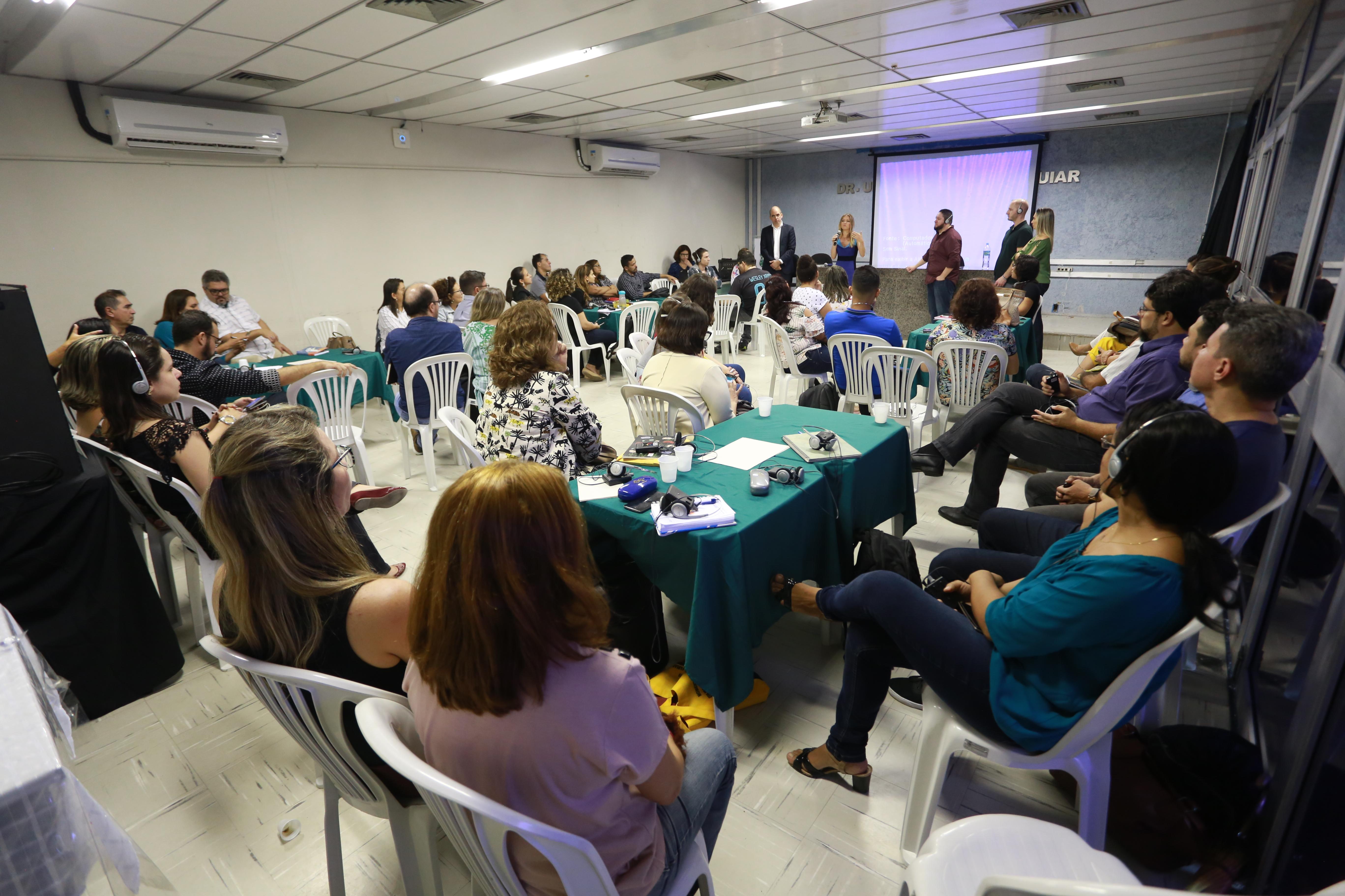 Ceará Pacífico: Vice-governadoria e Seduc conhecem experiências na área de competências socioemocionais de instituição dos EUA