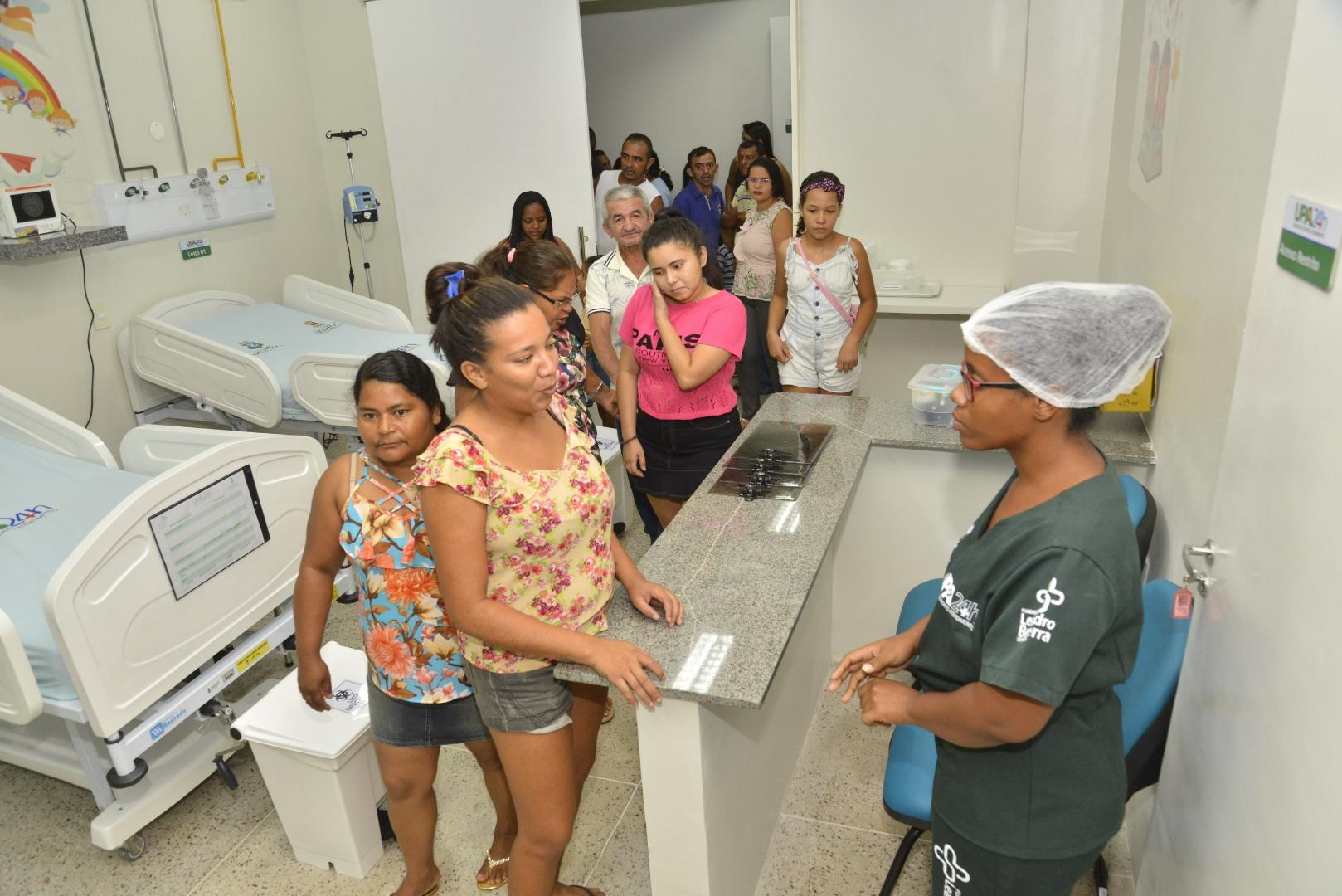 Nova UPA e sede da Defensoria vão atender população da Região Norte em Sobral