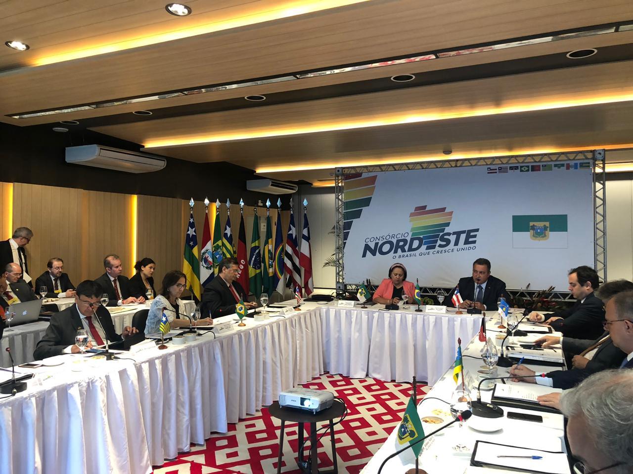 Consórcio do Nordeste debate propostas sobre a Reforma Tributária, em Natal