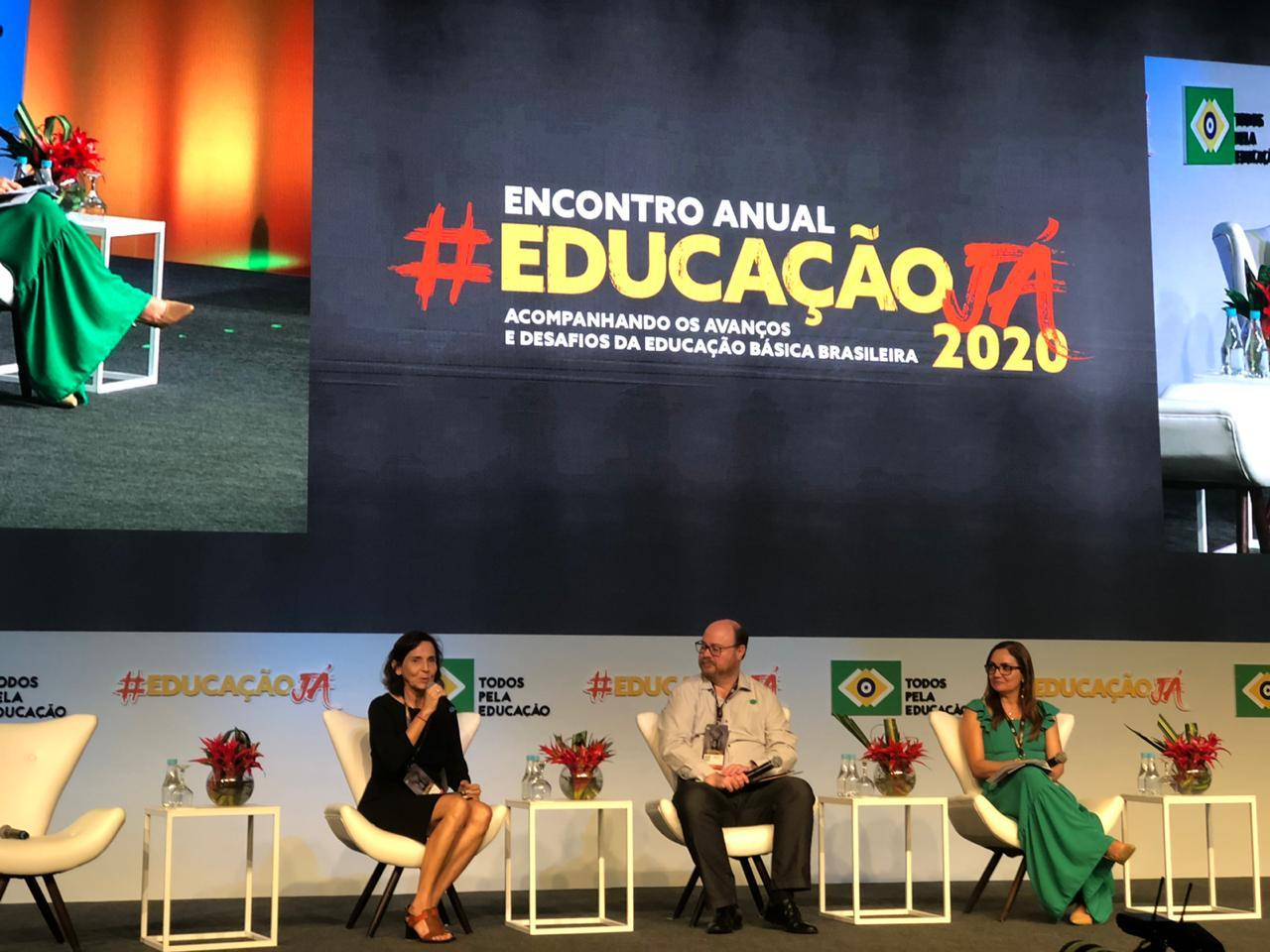 Estado do Ceará é exemplo em evento nacional sobre educação