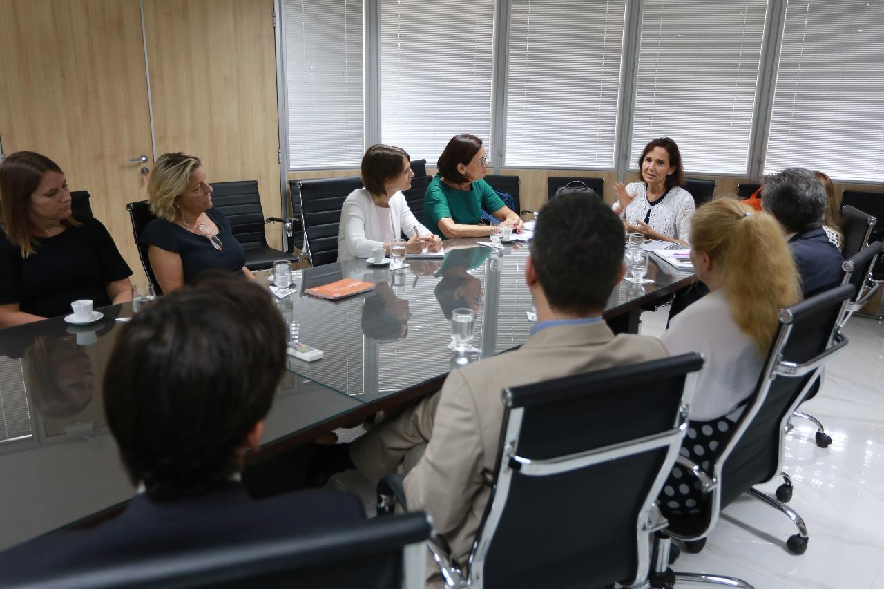Governo do Ceará discute implantação da língua alemã nos Centros Cearenses de Idiomas
